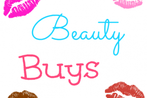 Drugstore Beauty Buys: November 10th – November 16th