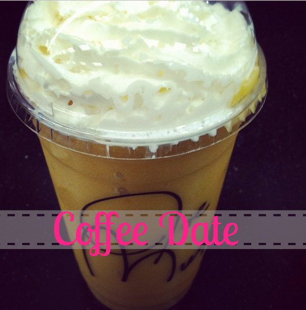Coffee Date Button