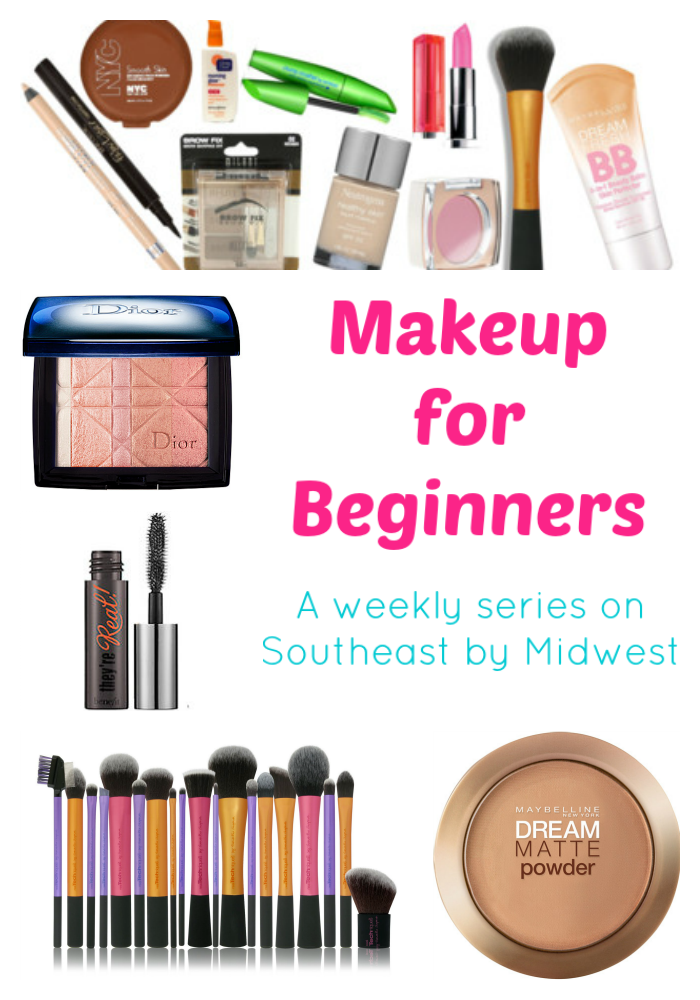 Makeup for Beginners on southeastbymidwest.com