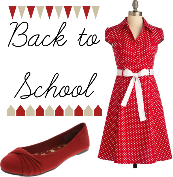 Back to School Outfit on southeastbymidwest.com