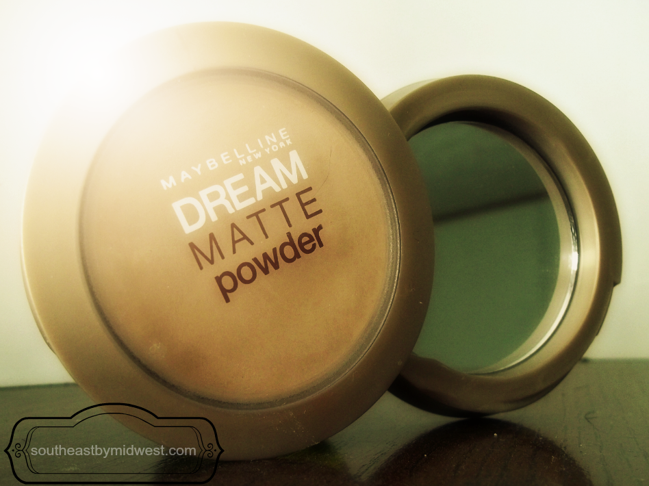 Maybelline Dream Matte Powder on southeastbymidwest.com