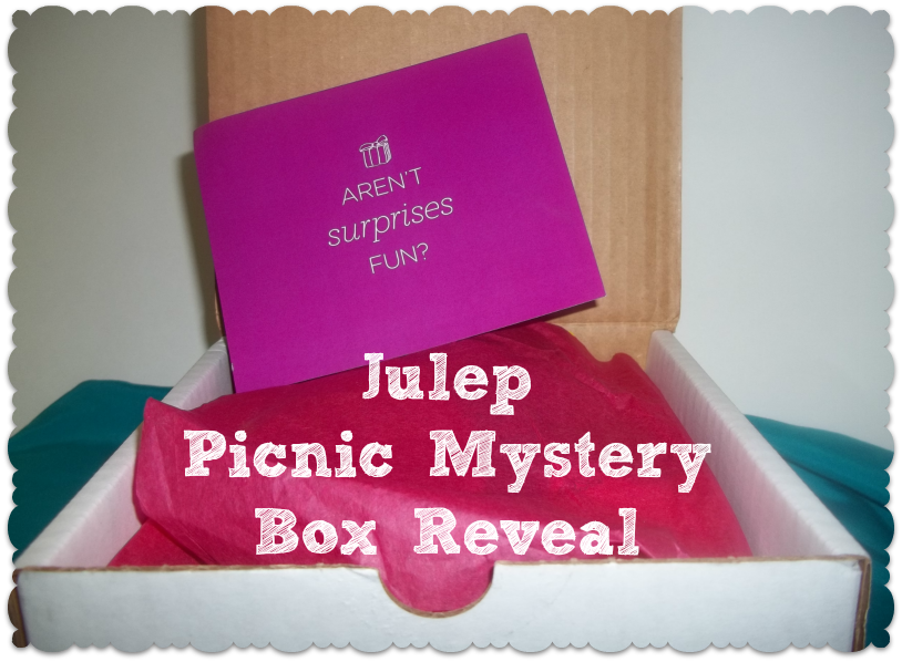 Julep Picnic Mystery Box Reveal on southeastbymidwest.com