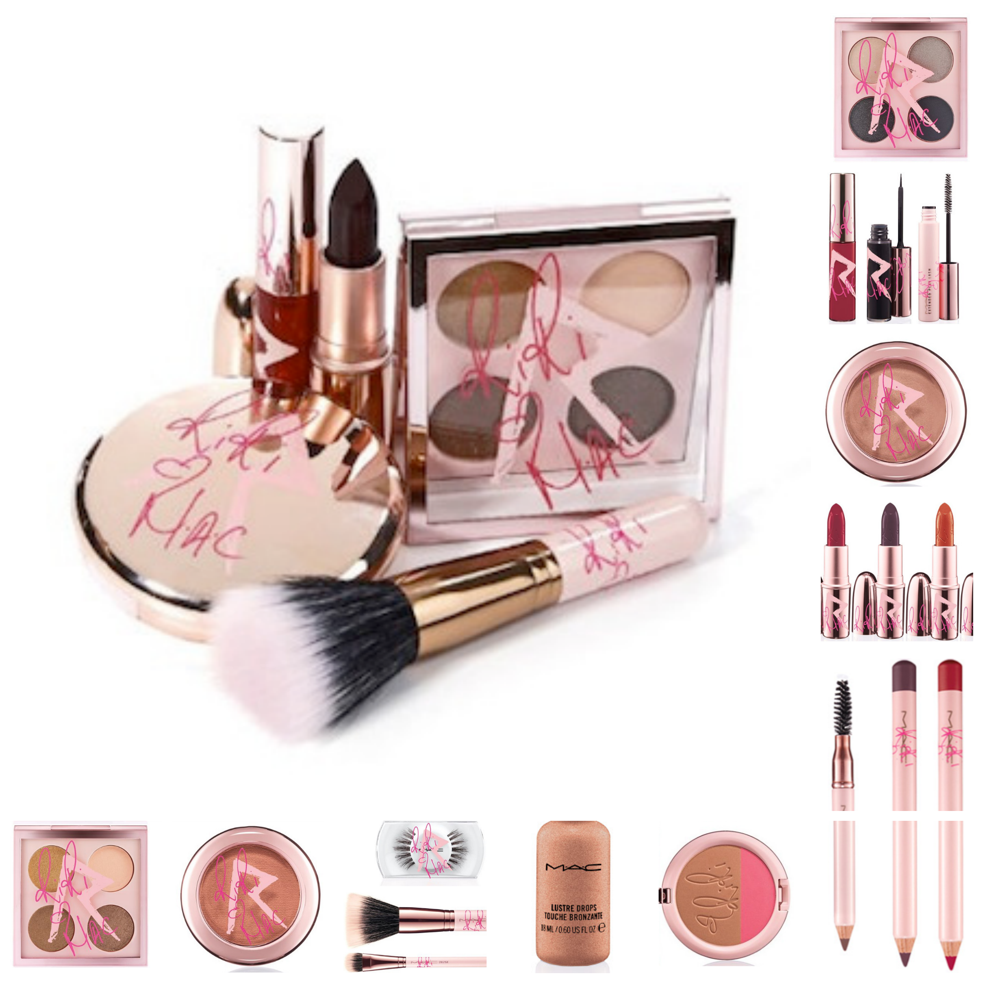RiRi Loves Mac: New Collection Overview on southeastbymidwest.com