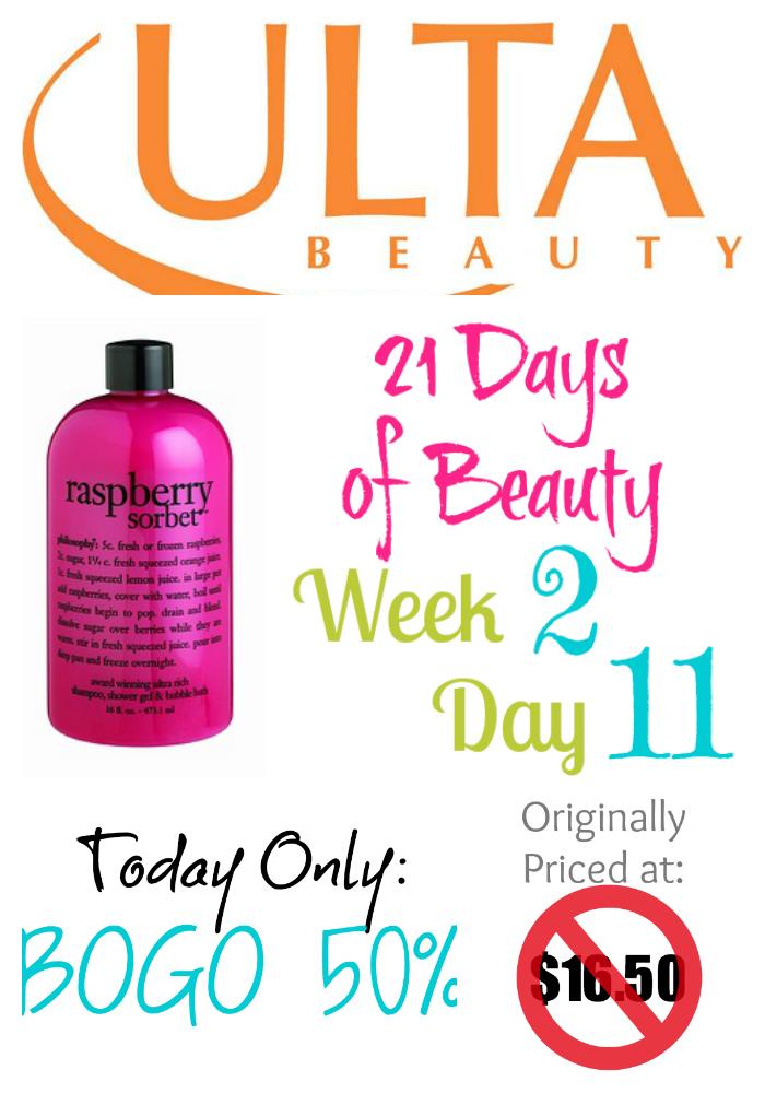 Ulta 21 Days of Beauty Week 2 Day 11 on southeastbymidwest.com