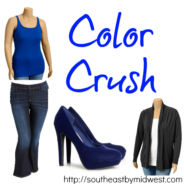 #fridaysfancies Color Crush on southeastbymidwest.com