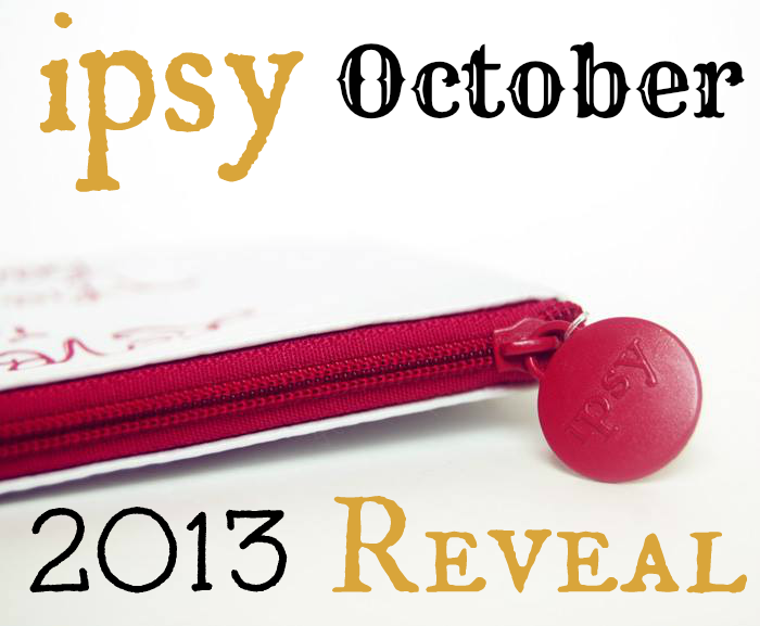 Ipsy October Reveal on southeastbymidwest.com