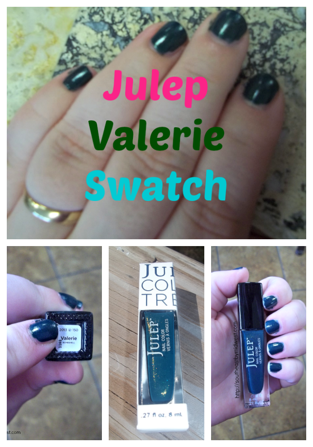Julep Valerie Swatch and Review on southeastbymidwest.com