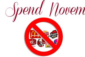 No Spend November on southeastbymidwest.com