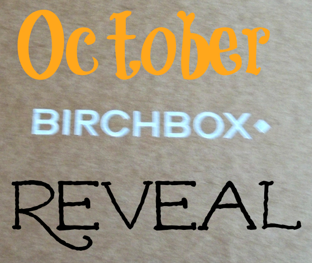 October Birchbox Reveal on southeastbymidwest.com