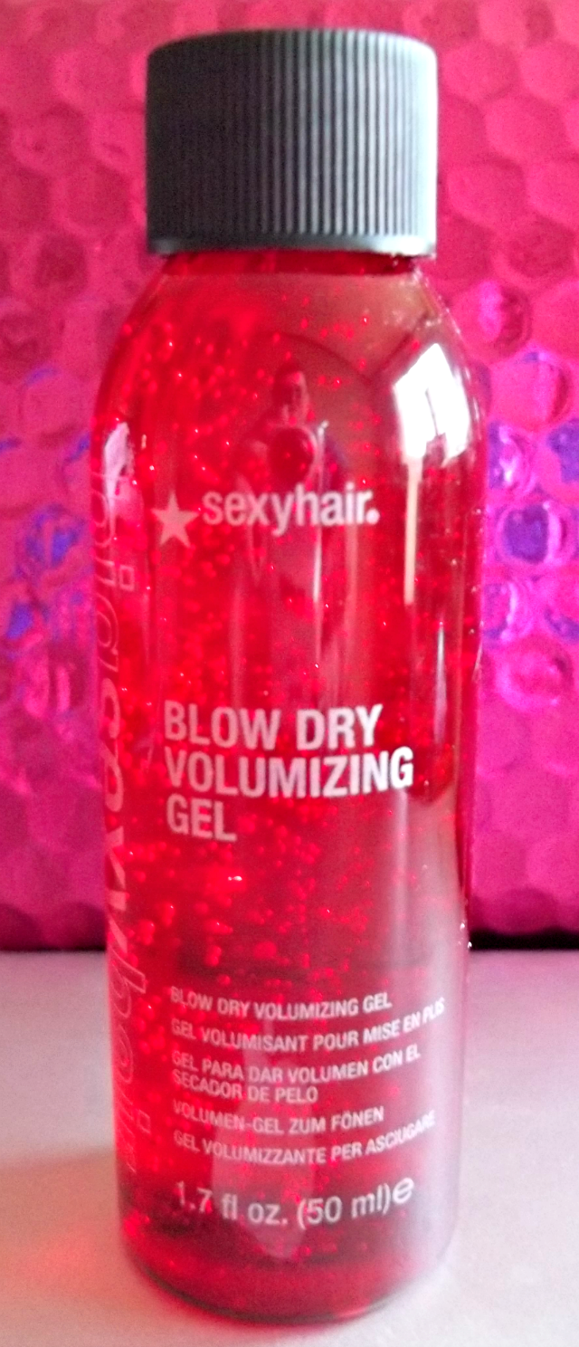 Big Sexy Hair Blow Dry Volumizing Gel on southeastbymidwest.com