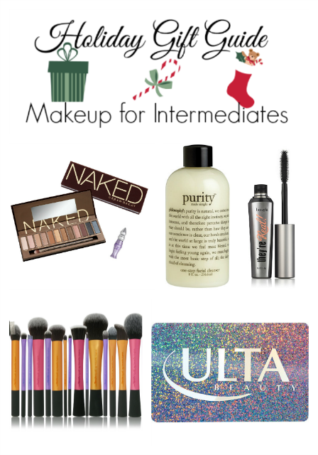 Holiday Gift Guide: Makeup for Intermediates on southeastbymidwest.com