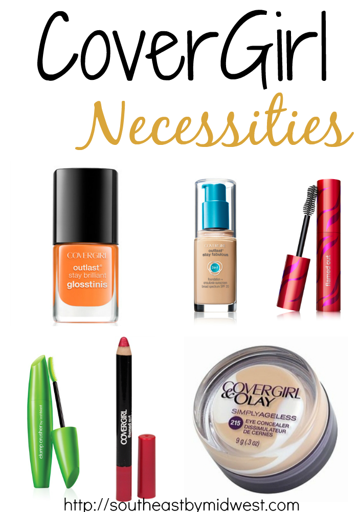 CoverGirl Necessities on southeastbymidwest.com