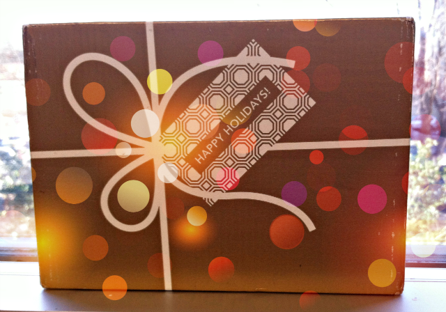 December Birchbox Shipping Box on southeastbymidwest.com