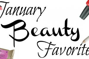 January Beauty Favorites on southeastbymidwest.com