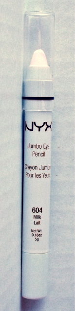 NYX Jumbo Eye Pencil in Milk on southeastbymidwest.com