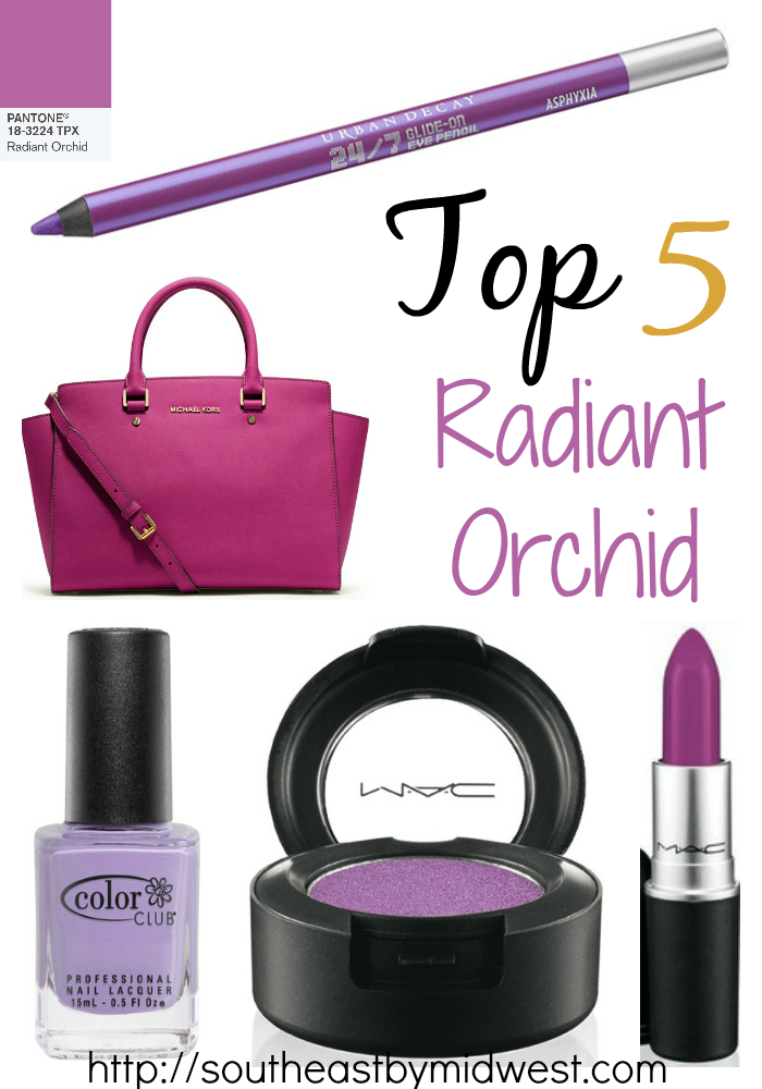 Top 5 Radiant Orchid on southeastbymidwest.com