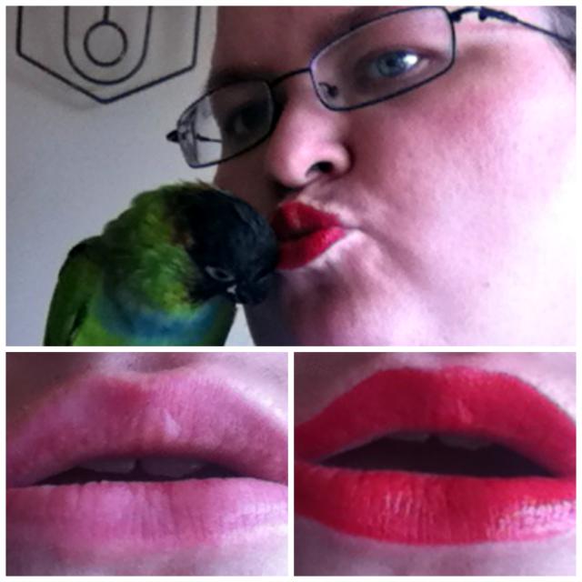 Viva Glam Rihanna Lipstick on southeastbymidwest.com