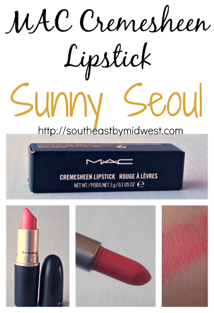 MAC Sunny Seoul on southeastbymidwest.com