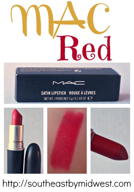 MAC Red on southeastbymidwest.com