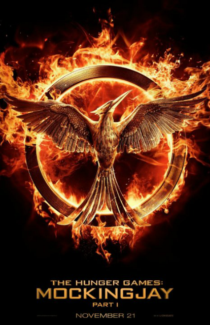 Mockingjay Poster on southeastbymidwest.com