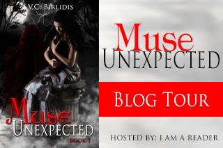 Muse Unexpected by V.C. Birlidis Review on southeastbymidwest.com