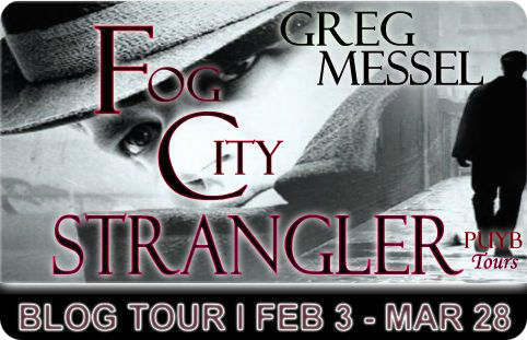 Fog City Strangler Book Tour on southeastbymidwest.com #bookreviews