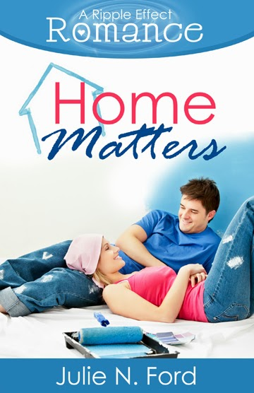 Home Matters by Julie N. Ford Review on southeastbymidwest.com #bookreview