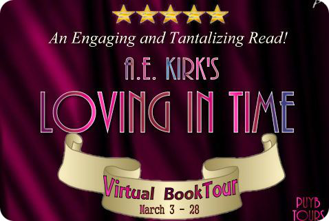Loving in Time by A.E. Kirk Review
