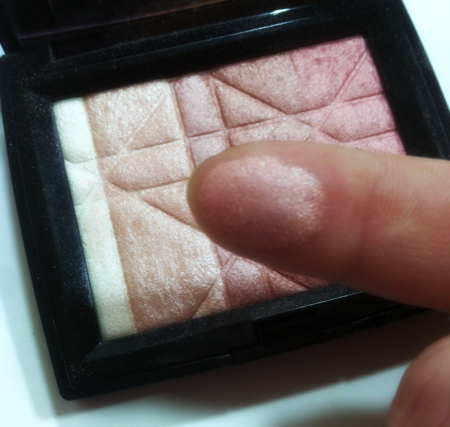Dior Skin Shimmer in Rose Diamond on southeastbymidwest.com