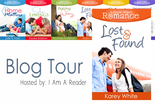 Lost and Found Blog Tour on southeastbymidwest.com #bookreview