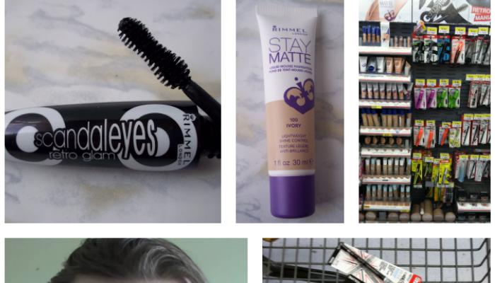 Makeup Look: Modern Retro on southeastbymidwest.com #ad #BeautyInspiration #cbias #Rimmel #makeuptutorial