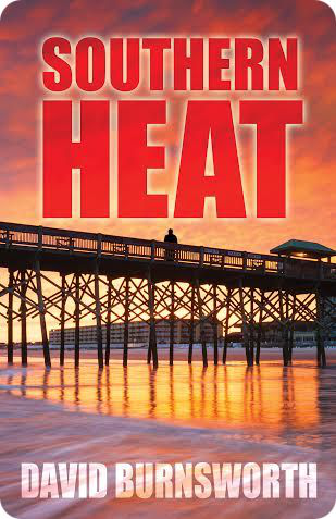 Southern Heat by David Burnsworth Review on southeastbymidwest.com #bookreview #southernheat