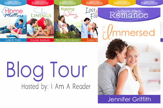 Immersed by Jennifer Griffith Blog Tour on southeastbymidwest.com #bookreview