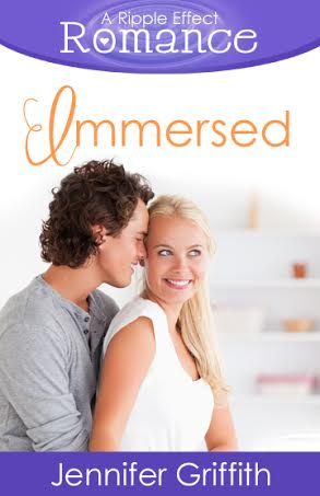 Immersed by Jennifer Griffith Book Review on southeastbymidwest.com #bookreview