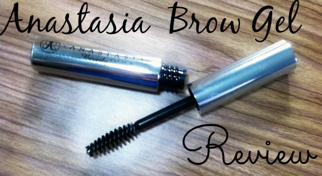 Anastasia Beverly Hills Brow Gel Review on southeastbymidwest.com #beautyblogger #bblogger #beautyreview #review