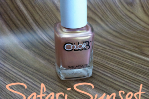 Color Club Safari Sunset Review on southeastbymidwest.com #beautyblogger #bblogger #nails #nailart #colorclub #review #beautyreview