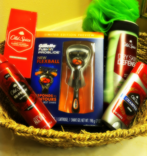 Jack Ryan Father's Day Gift Basket Closeup on southeastbymidwest.com #cbias #shop #JackRyanBluRay