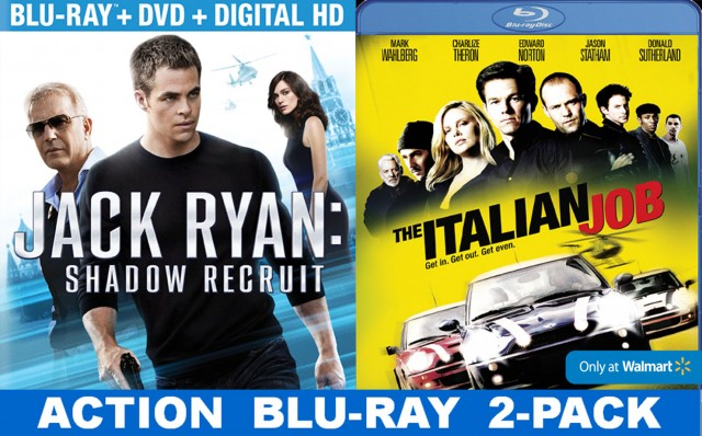 Jack Ryan: Shadow Recruit 2-pack on southeastbymidwest.com #cbias #shop #JackRyanBluRay