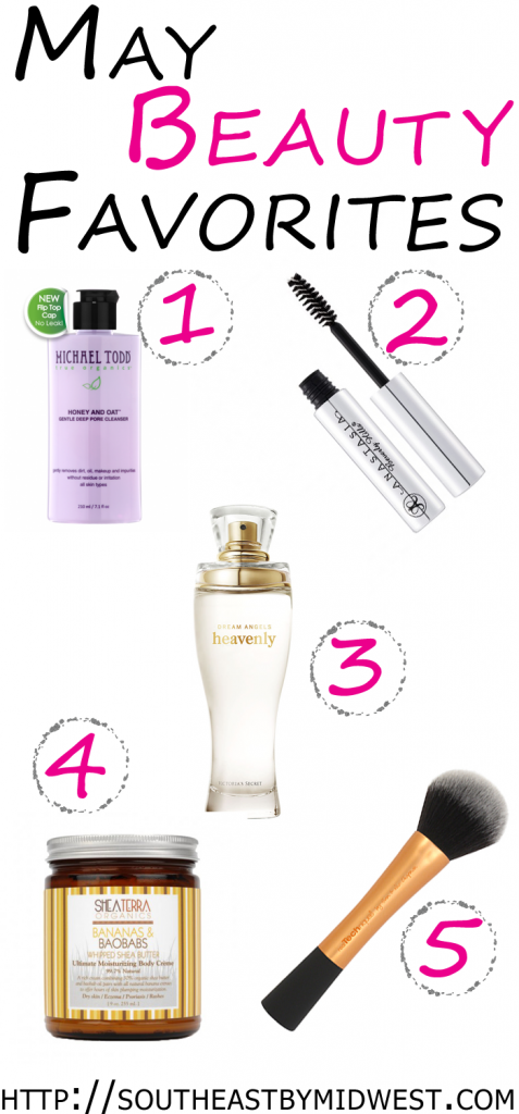 May Beauty Favorites on southeastbymidwest.com #beautyfavorites #maybeautyfavorites #beauty #beautyblogger #bblogger