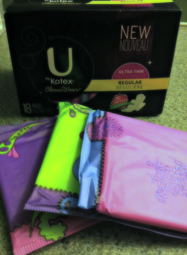U by Kotex Regular Ultra Thin on southeastbymidwest.com #ubykotex #savetheundies #sp
