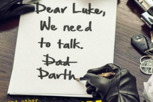 Dear Luke We Need to Talk Darth by John Moe Review on southeastbymidwest.com #bookreview #review #book