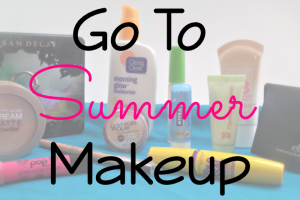 Go To Summer Makeup Look Featured Image