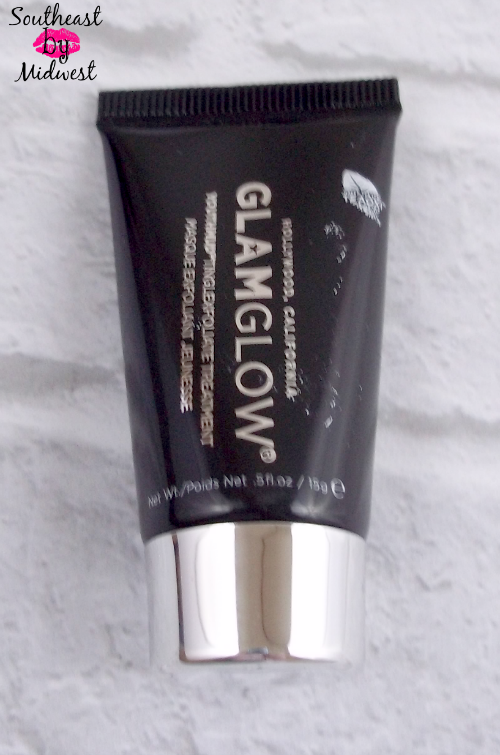 July Glossybox Glamglow on southeastbymidwest.com #beauty #bblogger #glossybox