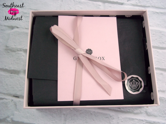 July Glossybox Normal Packaging on southeastbymidwest.com #beauty #bblogger #glossybox