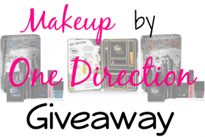 Makeup by One Direction Giveaway Featured Image