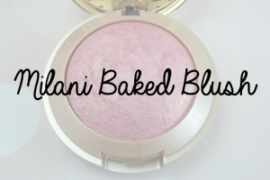 Milani Baked Blush in Dolce Pink Featured Image on southeastbymidwest.com #beauty #bblogger #beautyblogger #beautyreview #milani
