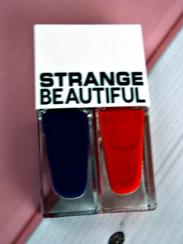 Glossybox June 2014 Strange Beautiful Nail Polish on southeastbymidwest.com #glossybox #beautyblogger #bblogger #beauty #subscriptionbox #strangebeautiful