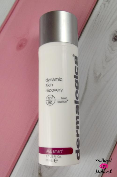 Dermalogica Dynamic Skin Recovery Bottle on southeastbymidwest.com #beauty #bblogger #skincare #DermalogicaDefence