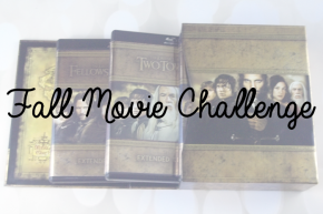 Fall Movie Challenge