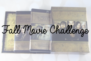 Fall Movie Challenge Featured Image on southeastbymidwest.com #movies #moviechallenge #filmchallenge